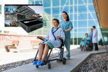 Application Note: Employee Safety / Healthcare